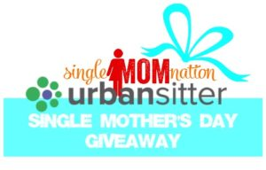 SMN - Urban Sitter Single Mother's Day Giveaway